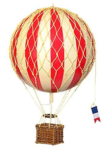 Authentic Models - Dekoballon - Mobile - Ballon Rot - 18 cm