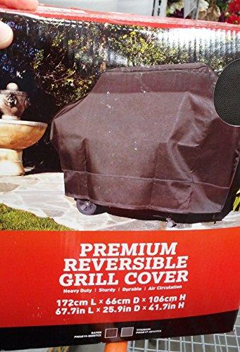 Heavy Duty Premium pour Barbecue réversible