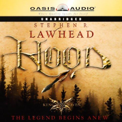 Hood audiobook cover art