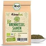 BIO Brennesselsamen kbA 500 g   Wildsammlung   Naturbelassen   Vegan   Rohkostqualität   BIO Brennessel Samen natürlich vom-Achterhof