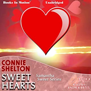 Sweet Hearts audiobook cover art