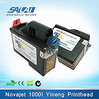 Printer Parts Encad novajet 1000i Print Head for yineng 6 Color Printer