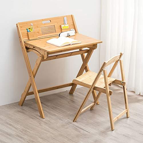 Desk Sets Grupo de Asientos y Escritorio para Niños Juego de Mesa y Sillas para Niños, Mesa Infantile con Silla para Bebé Mueble de Juegos con Espacio de Almacenamiento, Tablero Extraíble