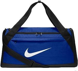 Nike Brasilia Training Duffel Bag Royal/White (S)