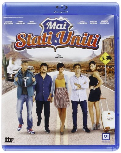 Mai Stati Uniti [Blu-ray] [IT Import]