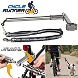 Leash Buddy Dog Bike Leash for Safe Hands-Free Bicycle Rides with Your Pet, Designed in The USA, Patent Pending