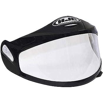 Clear HJC HJ-17 Frameless Dual Lens IS-MAXBT Helmet