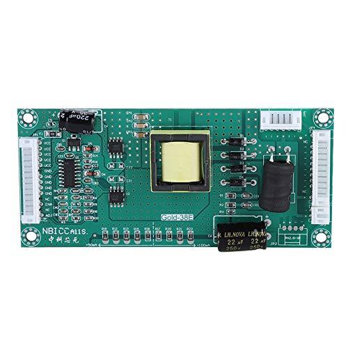 Lecxin Treiberplatine, Universal 10-65 Zoll LED-LCD-TV-Hintergrundbeleuchtung Konstantstrom-Treiberplatine Boost-Adapterplatine Kabeladapter LED-LCD-TV-Treiberplatine