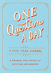 One Question a Day Journal