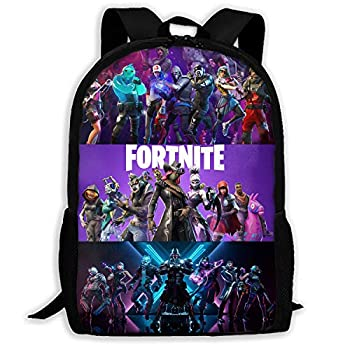 Youth Fortnite Backpack Travel Backpacks 3D Prints Casual Sports School Bag Outdoor For Boys Girls