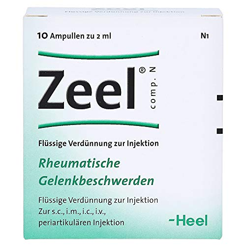 Zeel Comp.N Ampullen
