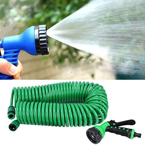 WWTTE LIFOST Garden Watering Series Multifunctionele waterpistool Garden besproeiingsset met 15m telescoopbuis VV