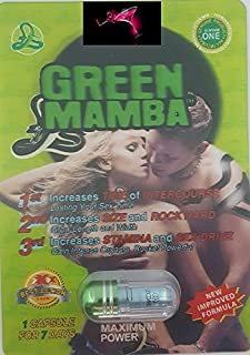Green Mamba (And) 7k Big Horn (Ultimate Stiff XXX Nights 2.49 PerPill)Wholesale- Natural Energy Booster and Game Changer (20 Pack)Plus Love Potion Pen