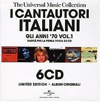 Vol. 1-Cantautori Italiani