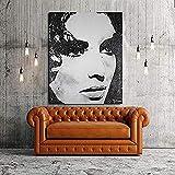 TOTONUT Canvas Malerei Art Decor Salon Poster Von Film