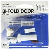 Slide-Co 161907 Bi-Fold Door Guide Kit (1 Pack)