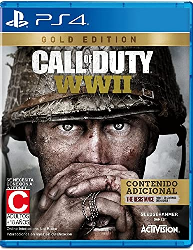 PS4 CALL OF DUTY: WWII GOLD EDITION PS4 (US)