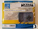 ESU 54612 LokPilot V4.0 Multiprotokolldecoder (MM / DCC / SX), mit 6-poligem Stecker nach NEM 651 -