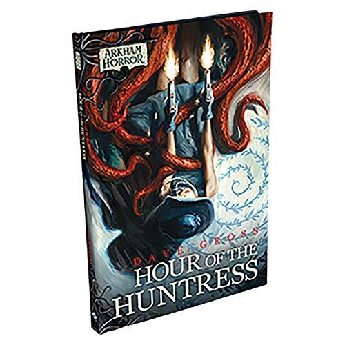 Arkham Horror LCG Hour of the Huntress Novel Arkham Horror LCG Hour of The Huntress Novel