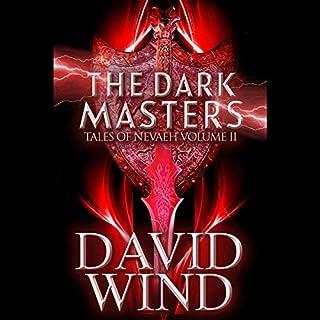 The Dark Masters audiobook cover art