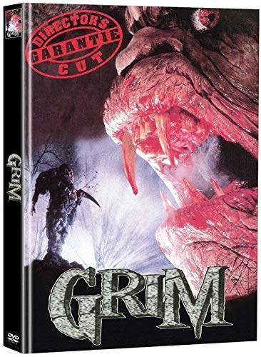 Grim - Mediabook - Limited Edition - Director's Cut (+ Bonus-DVD)