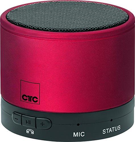 CTC Altavoz Bluetooth BSS 7006, Incluye batería y Cable de conexión USB,...