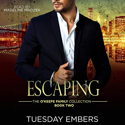 Couverture de Escaping: A Mafia Romance