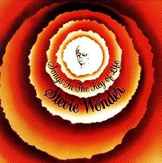 Stevie Wonder- Songs In The Key Of Life