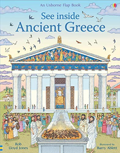 See Inside Ancient Greece: 1