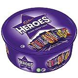 Cadbury Heroes Chocolates Tub 600g