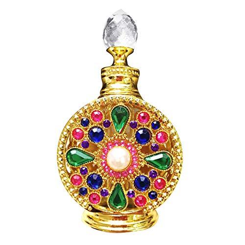 Danigrefinb Parfum Navulbare Fles Dispenser Container 10ml Auto Essentiële Olie Parfum Lege Glazen Fles Opknoping Ornament Decoratie