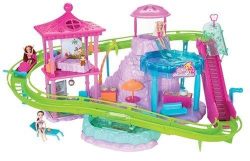 Mattel P5047-0 - Polly Pocket Vergnügungspark