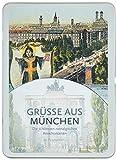 Grüße aus München: Die schönsten nostalgischen Ansichtskarten