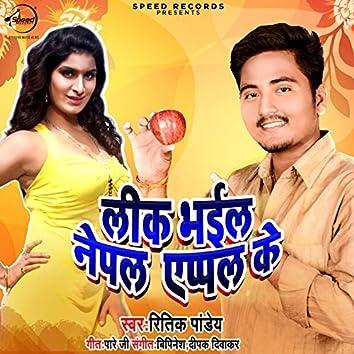 Leek Bhayil Nepal Apple Ji - Single