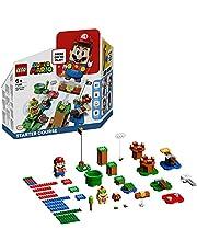LEGO Super Mario 71360 Mario ile Maceraya Başlangıç Seti Yapım Seti, Çocuklar İçin Koleksiyonluk Yaratıcı Oyuncak Hediyesi (231 Parça)
