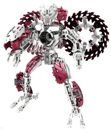 Mega Bloks NEO Shifters Robot -Simia Rix - Paladin Leader