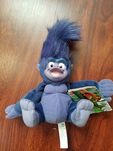 Disney's Tarzan Young Terk Purple Plush Toy 8
