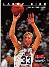 larry bird 1992 usa basketball team card