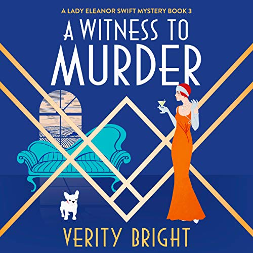 A Witness to Murder cover art