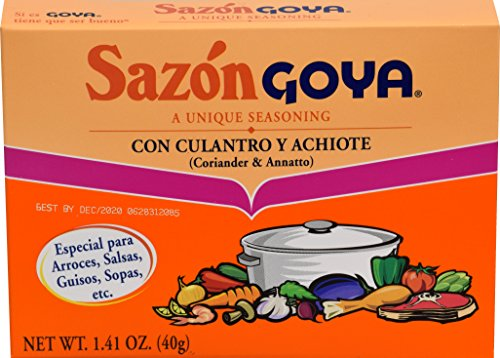 Goya Sazon Cil/achiote (1.41oz-40g)