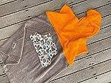 Slab- Poncho niños Surf Orange