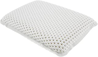 Dolity Bathtub Spa Cushion Neck Support Headrest Pillow with 8 Suction Cups - Relaxing/Fatigue Relief - Anti-Slip