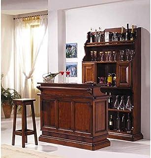 Angolo Bar Da Salotto Prezzi.Amazon It Mobile Bar Soggiorno Arredamento Casa E Cucina