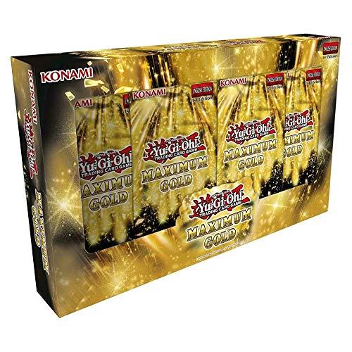 Yu-Gi-Oh! TCG Maximum Gold Tuckbox [Import Anglais]