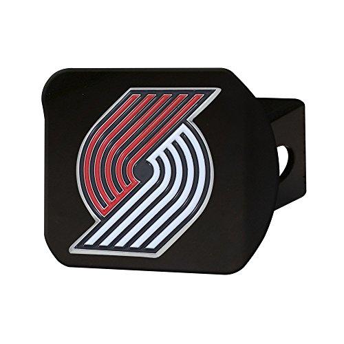 NBA Portland Trail Blazers NBA - Portland Trail Blazerscolor Hitch - black, Team Color, One Size