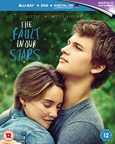 The Fault In Our Stars [Blu-ray] [2017]