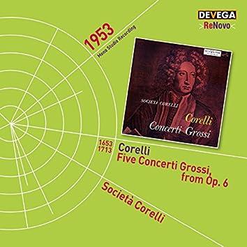 Corelli: 5 Concerti grossi,Op. 6