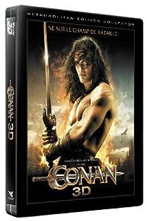 Conan [Combo Blu-Ray 3D + 2D + DVD-Édition Collector boîtier SteelBook] (B005QVX81G) | Amazon price tracker / tracking, Amazon price history charts, Amazon price watches, Amazon price drop alerts