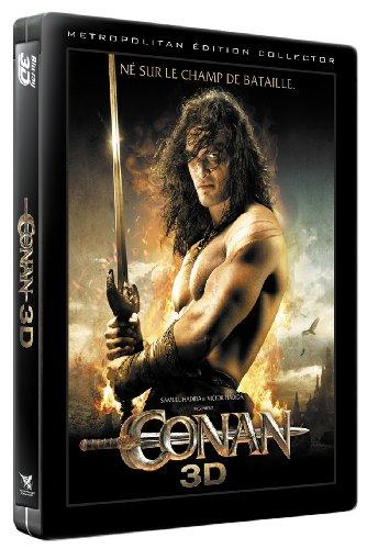 Conan - Edición Caja Metálica [Francia] [Blu-ray]