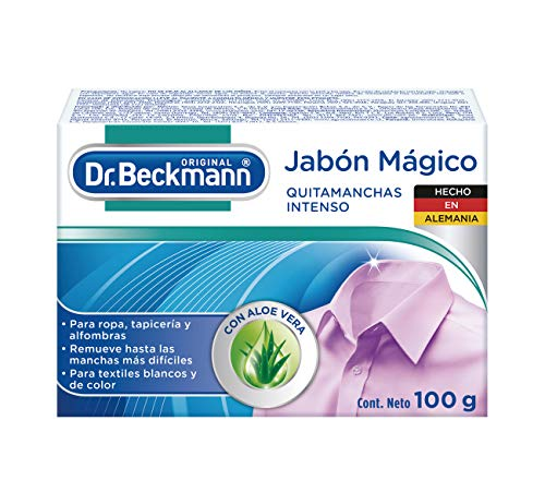 sanborns ropa fabricante Dr. Beckmann